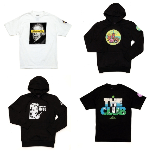 The Smokers Club 2013 Collection