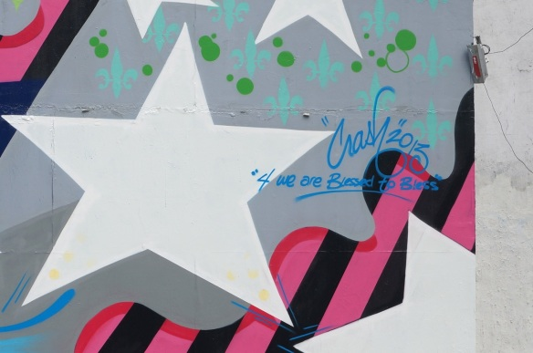 Crash Bowery & Houston Mural - 5