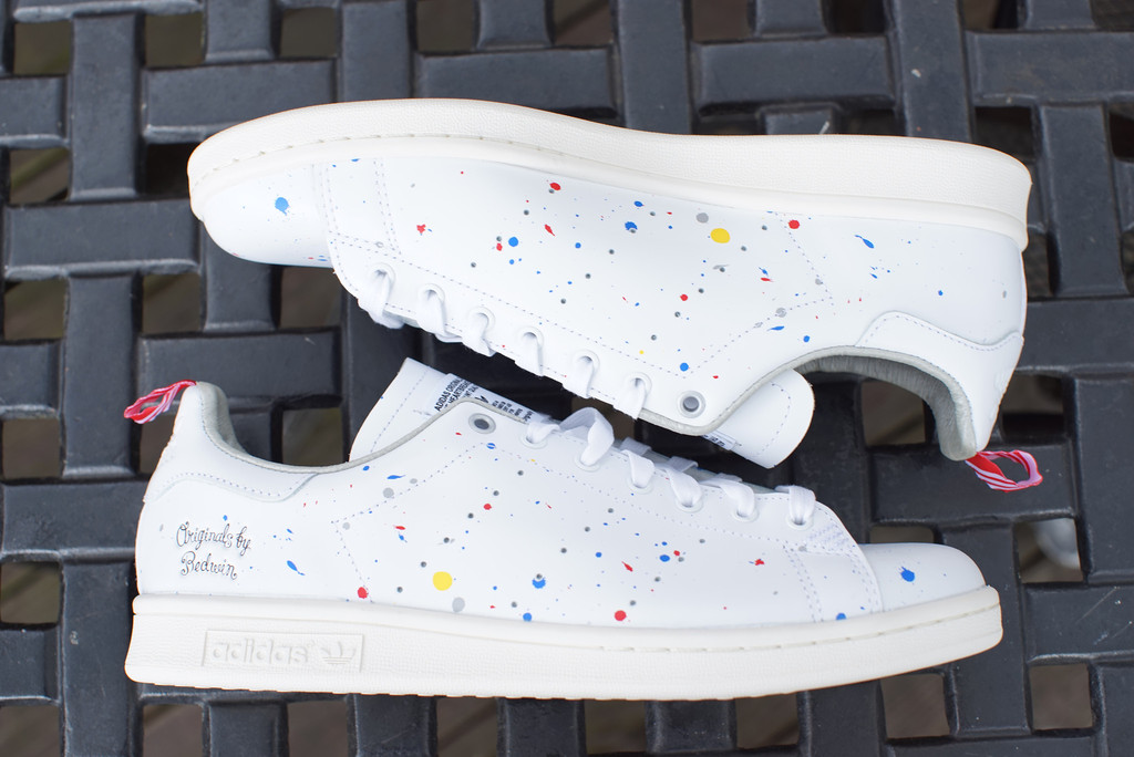 adidas stan smith x bedwin